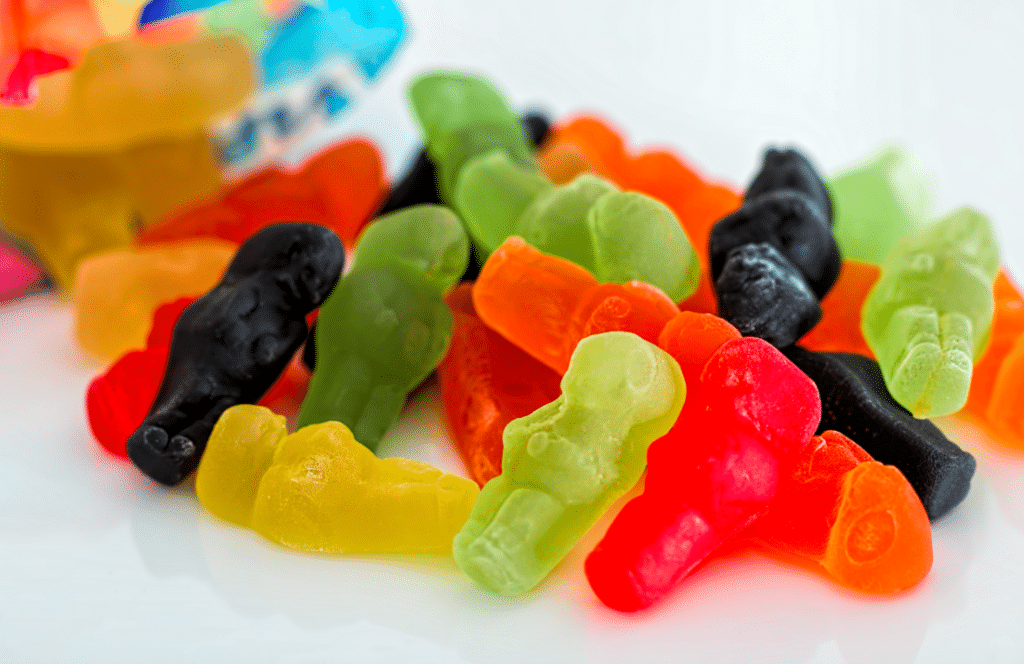 gummy treats for reinforcement