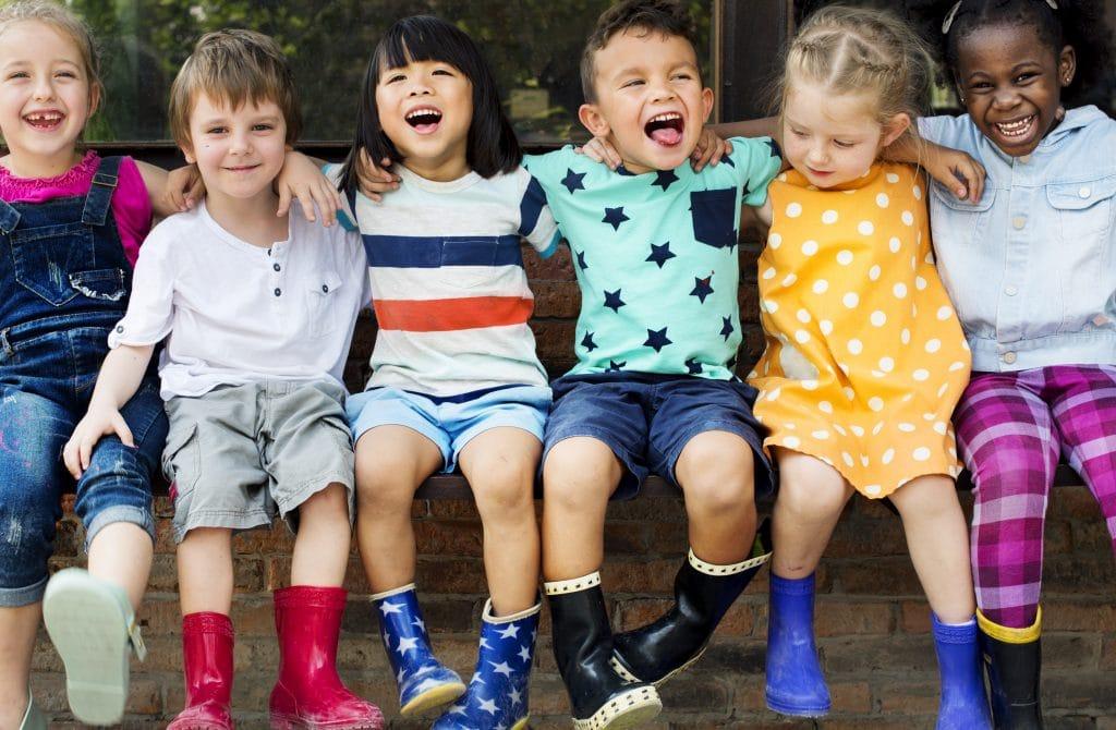 Teaching Kids Diversity