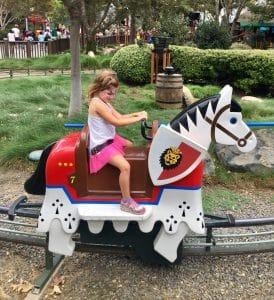Legoland Horse Ride