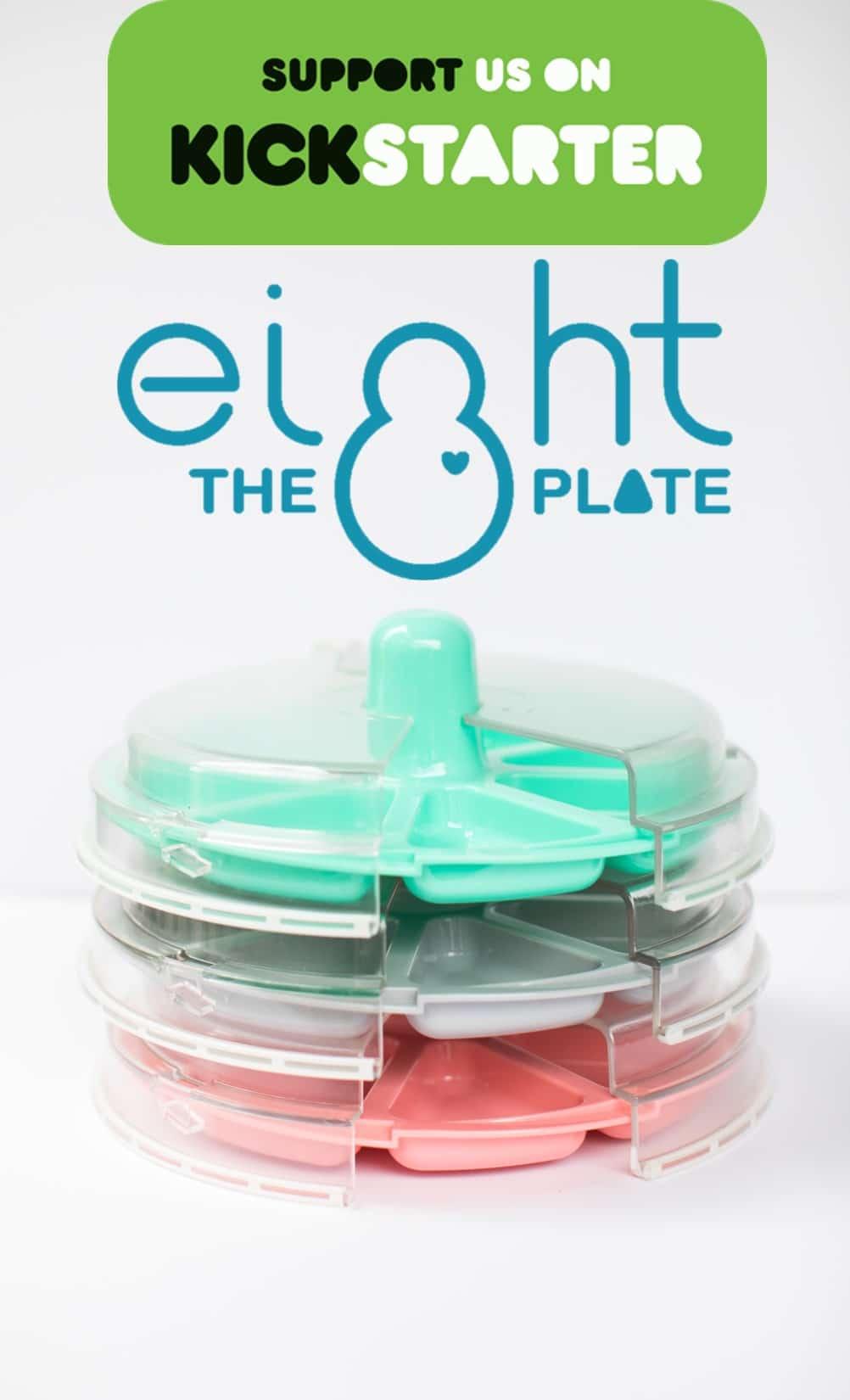 8 The Plate On Kickstarter